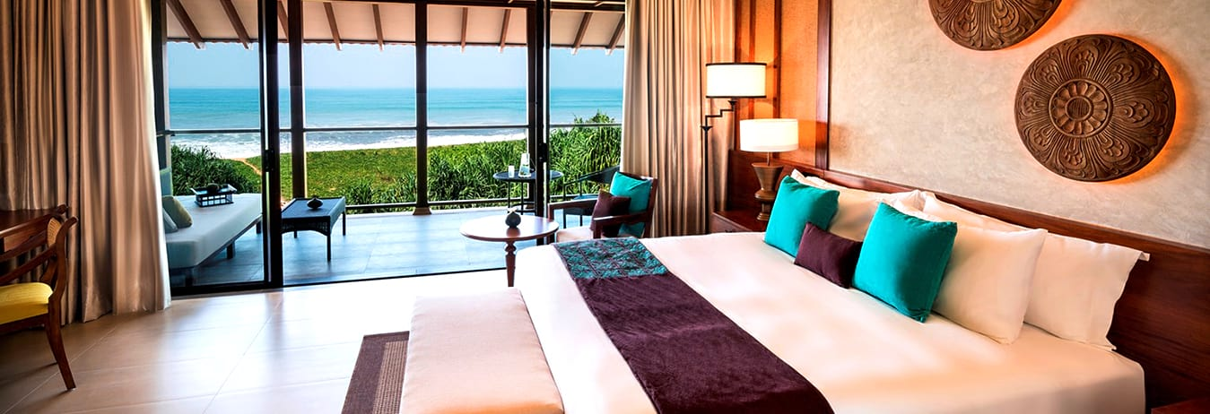 luxury accommodation in sri lanka