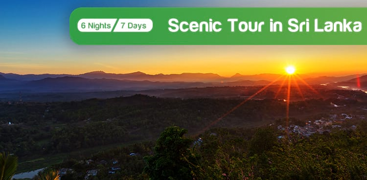 Scenic Sri Lanka Tour Package