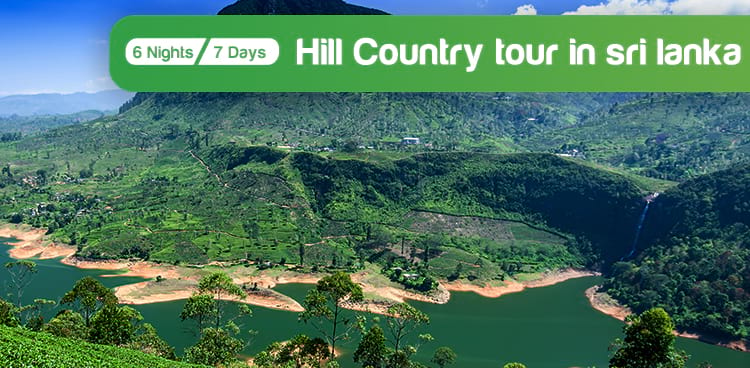 Hill Country Sri Lanka Tour